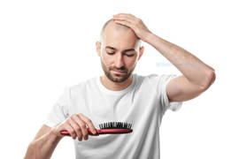 Can scarring alopecia be stopped?