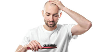 Is it possible to transplant hair from another person?