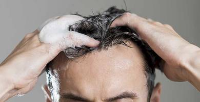 When and how to wash your hair after a hair transplant