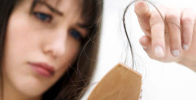 Nutritional factors and supplements in hair loss