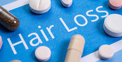 Medications that cause hair loss: do you know them all?