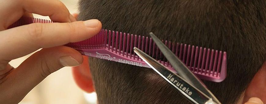 corte de pelo tras el trasplante capilar