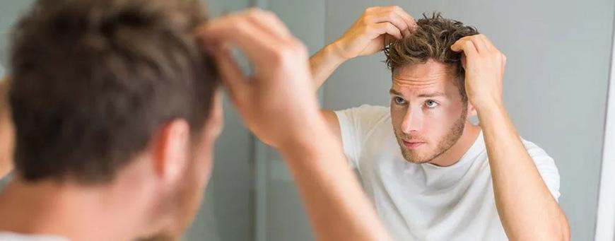 relación entre la creatina y la pérdida del cabello