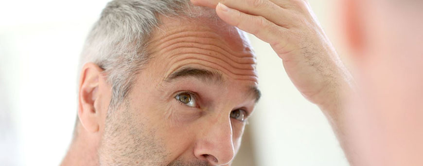 Can you stop hair from going grey?