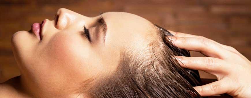 Masajes capilares, ¿funcionan contra la alopecia?
