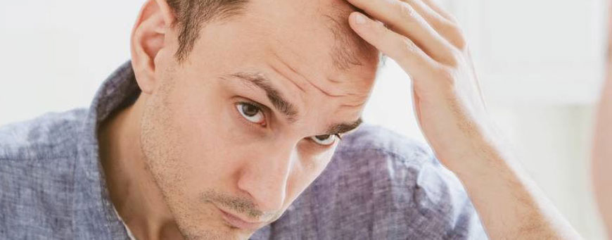 Differences between hair transplantation & prosthetic hair