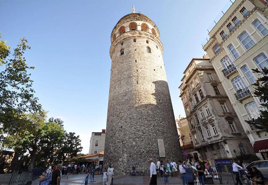Галатская башня - Стамбул