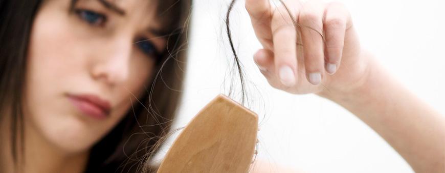 Правильное питание в случае выпадения волос