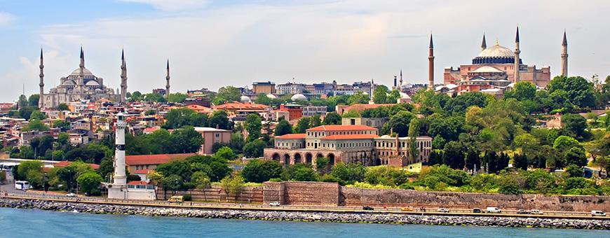 زراعة الشعر والسياحة في تركيا
