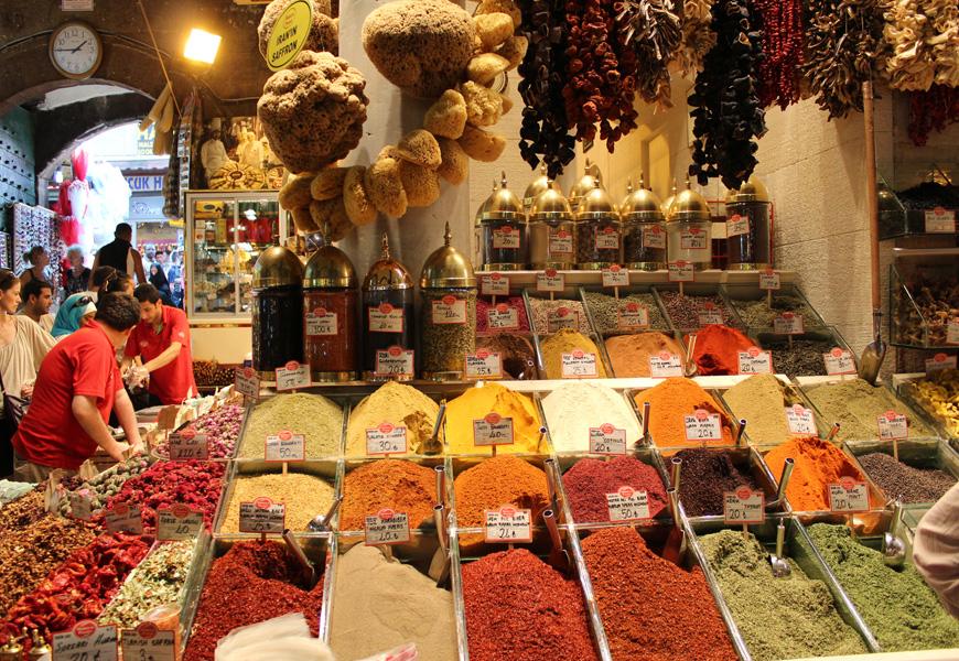 Рынок специй - Стамбул, Турция